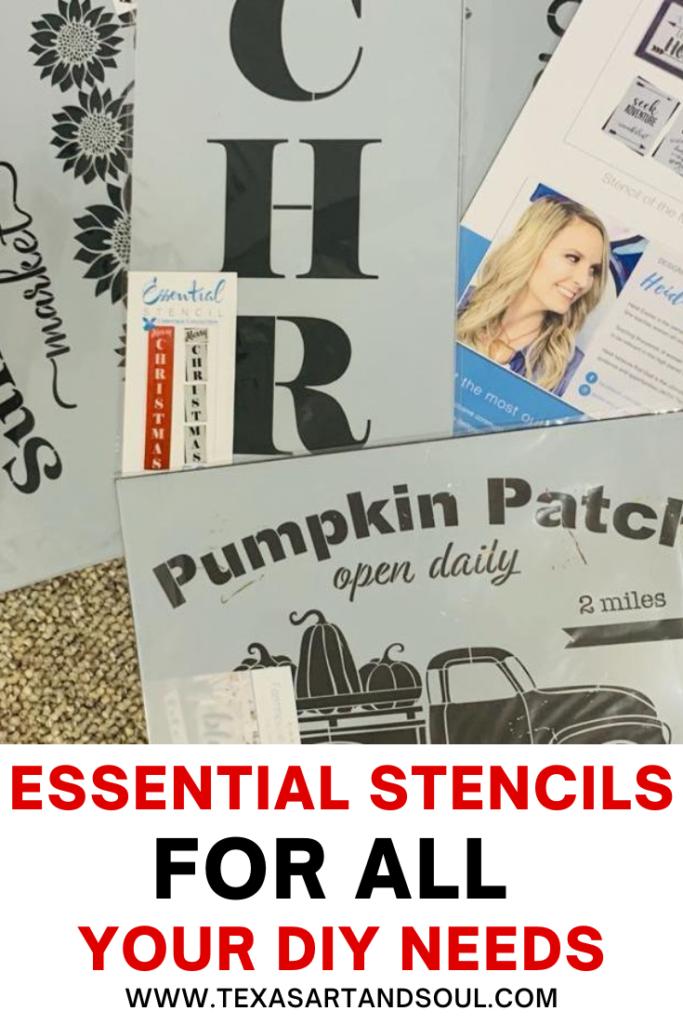 Essential Stencils